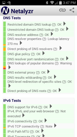 Mobile Apps for Troubleshooting IPv6 - Infoblox Experts