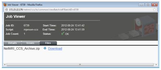 Netmri saving data.png