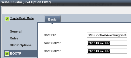 UEFI PXE Boot - Infoblox Experts Community