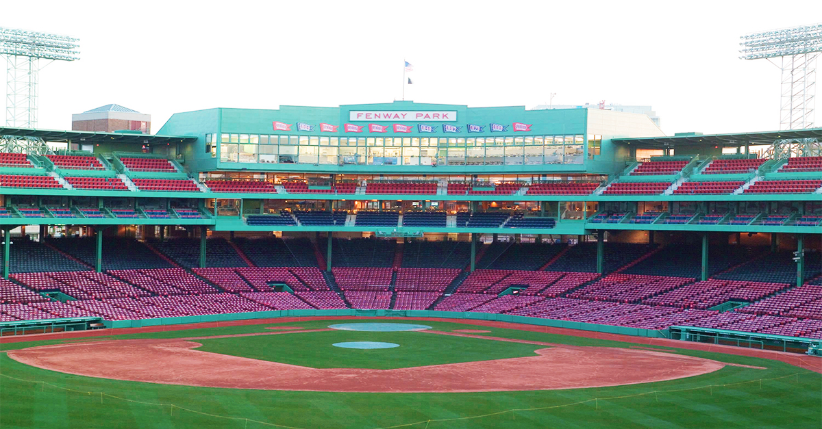 Infoblox Is Renting Out The Exclusive State Street Pavilion Club At Fenway With A Spectacular View From High Above Home Plate Well Have DJ Providing